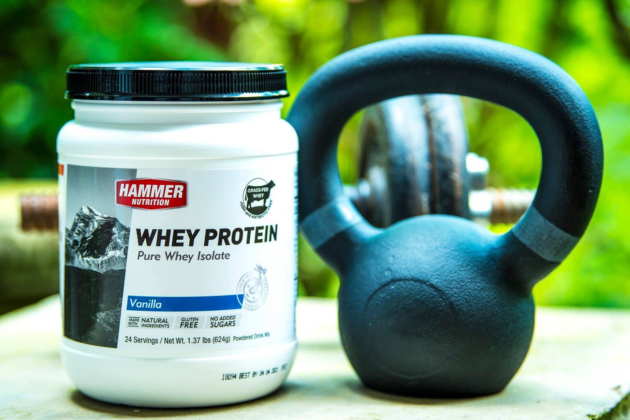 Hammer Whey Protein: A sokoldalú szuperétel!