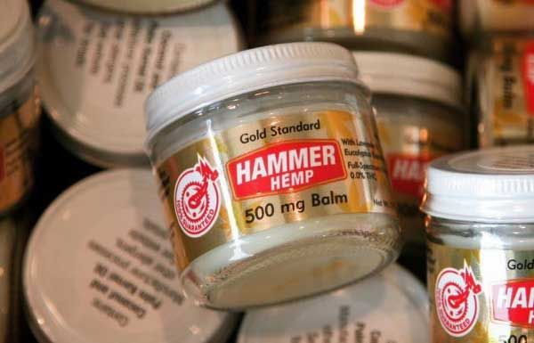 HAMMER NUTRITION'S CBD PRODUCTS ARE AWESOME!